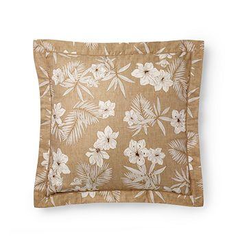 Ralph Lauren - Haluna Bay Floral Euro Sham
