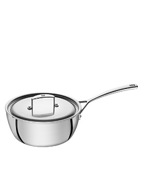 Zwilling J.A. Henckels - Aurora 2-Quart Conic Saucier Pan with Lid