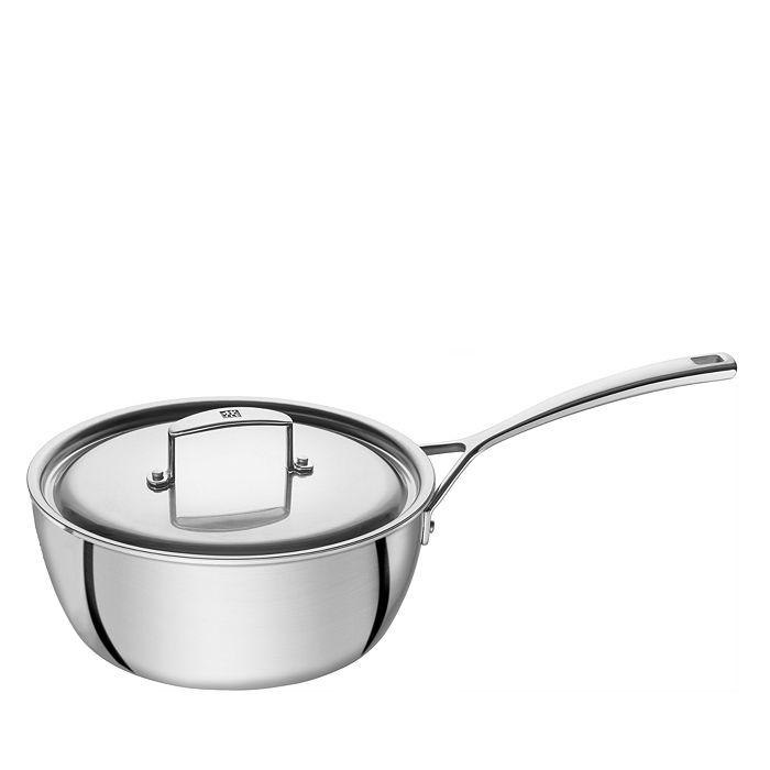 Zwilling J.A. Henckels - Aurora 2-Quart Conic Saucier Pan with Lid