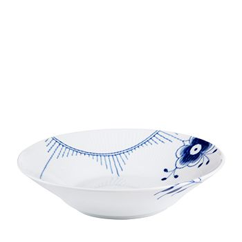 Royal Copenhagen - Blue Fluted Mega Pasta Bowl