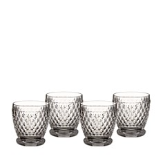 Villeroy & Boch - Boston Double Old-Fashioned Glass, Set of 4