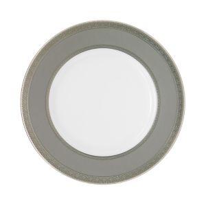 Waterford Crystal Newgrange Platinum Accent Plate