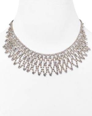Carolee Frontal Necklace, 16