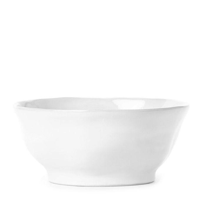 "VIETRI - Forma Medium Serving Bowl, 9"""