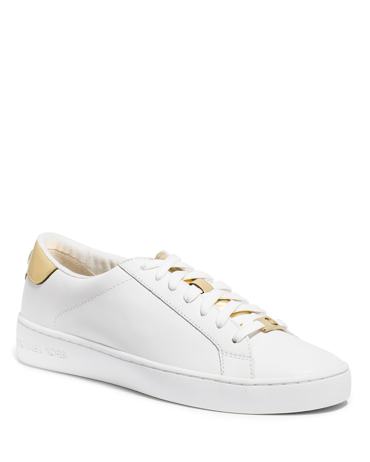 lace-up sneakers - White Michael Michael Kors