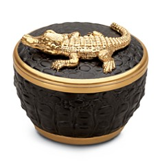 L'Objet Crocodile Candle - Bloomingdale's_0