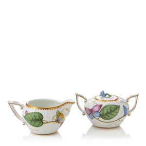 Anna Weatherley Garden Delights Sugar Bowl & Creamer - Bloomingdale's Exclusive