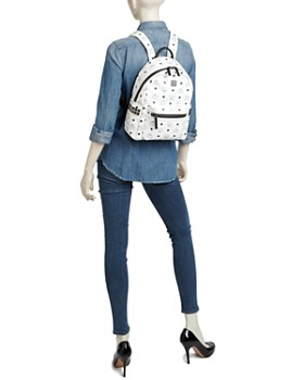 2b41e13df3 ... MCM - Stark Side Stud Small Backpack