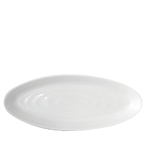 Bernardaud Origine Oblong Coupe Plate, 10.8