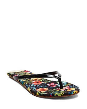 DV Dolce Vita - Flip Flop Sandals - Derika Floral