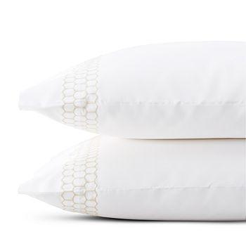 Matouk - Liana King Pillowcase, Pair