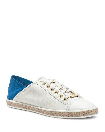 d291a14df7fc MICHAEL Michael Kors - Lace Up Sneakers - Kristy Slide