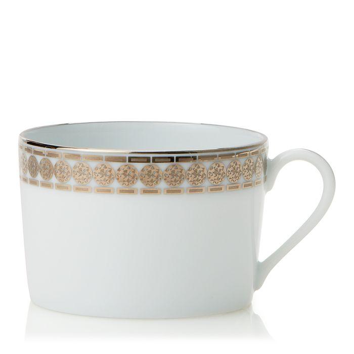 Haviland - Eternity Blanc Teacup