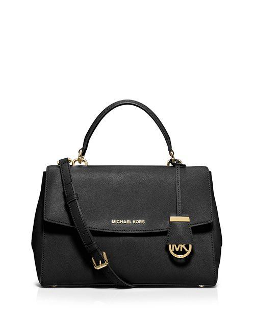 3fc542296b8b Michael Kors Ava Medium Saffiano Leather Satchel Handbag in Ballet; MICHAEL  Michael Kors - Satchel - Ava Top Handle