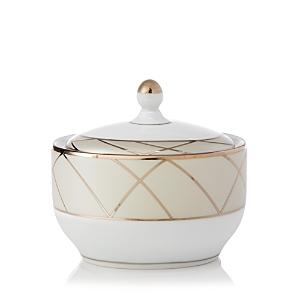 Haviland Claire De Lune Arch Covered Sugar Bowl