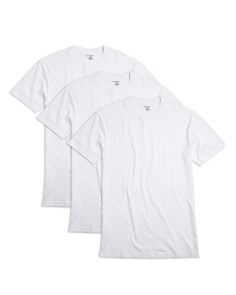 The Men's Store at Bloomingdale's - Crewneck Tee, Pack of 3 - 100% Exclusive