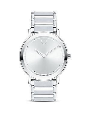 Movado Men's Sapphire Watch, 40mm