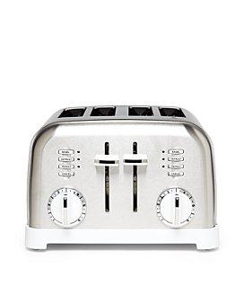 Cuisinart - Metal 4-Slice Toaster