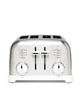 Cuisinart - Metal 4-Slice Toaster - 100% Exclusive