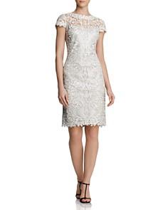Tadashi Shoji - Corded Lace Dress - 100% Exclusive