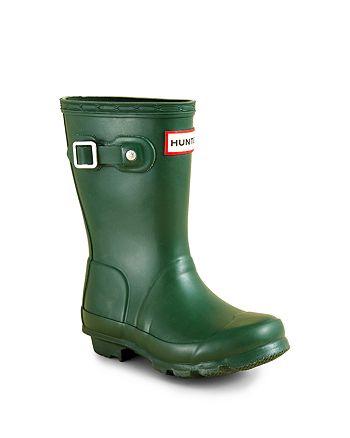 Hunter - Unisex Matte Rain Boots - Little Kid, Big Kid