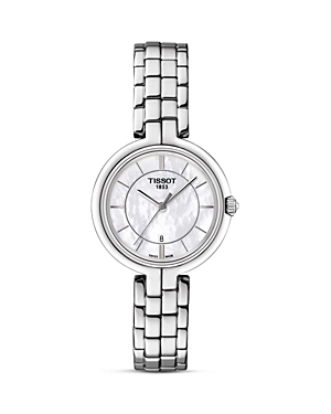 Click here for Tissot Flamingo Womens Quartz Watch with Mother of... prices