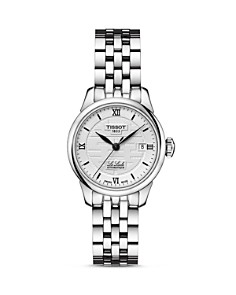 Tissot Le Locle Women's Automatic Double Happiness 2014 Watch, 25mm - Bloomingdale's_0