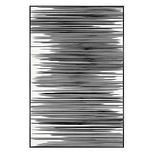 Art Addiction Inc. Horizontal Lines Wall Art