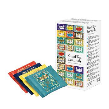 Kusmi Tea - The Essentials Tea Bag Assortment