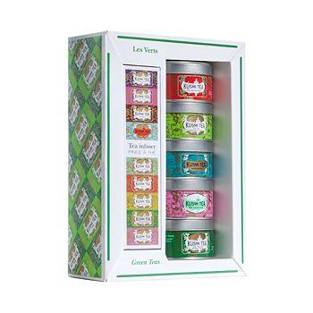 Kusmi Tea - Green Teas and Infuser Gift Set