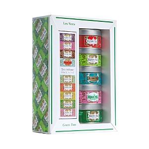 Kusmi Tea Green Teas and Infuser Gift Set