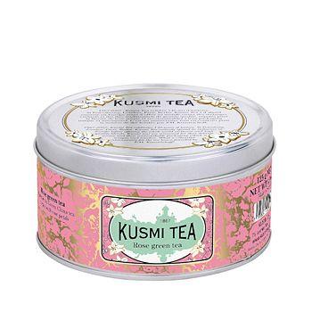 Kusmi Tea - Rose Green Tea