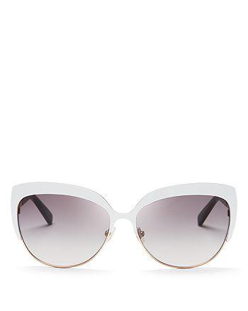 kate spade new york - Women's Raelyn Cat Eye Sunglasses, 59mm