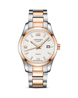 Longines - Longines Conquest Classic Watch, 38.5mm