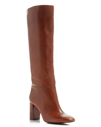 Tory Burch - Devon High-Heel Tall Boots