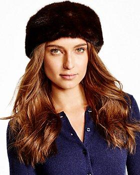 Maximilian Furs - Mink Headband