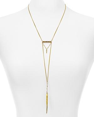 Chan Luu Dagger Pendant Y Necklace, 20