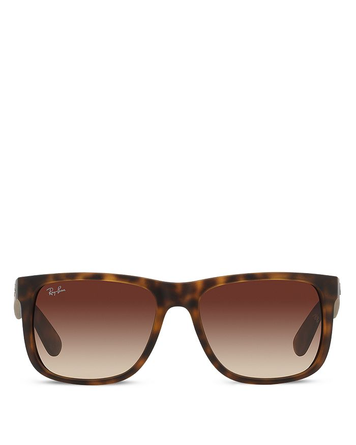 Ray-Ban - Unisex Justin Wayfarer Square Sunglasses, 55mm