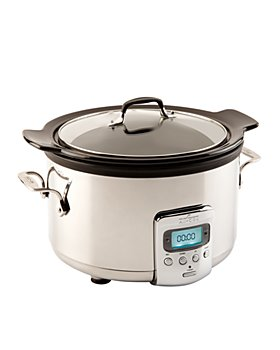 All-Clad - 4 Quart Slow Cooker