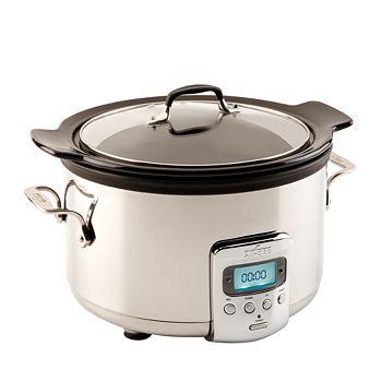 All-Clad - 4 Quart Slow Cooker
