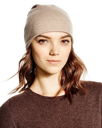 C by Bloomingdale s Cashmere Angelina Slouchy Hat - 100% Exclusive ... a5f3bd70e719