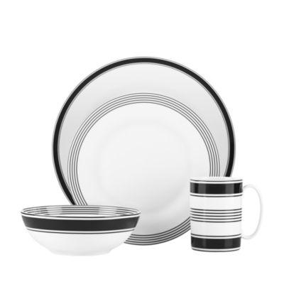 kate spade new york Concord Square Dinnerware Collection | Bloomingdaleu0027s  sc 1 st  Bloomingdaleu0027s & kate spade new york Concord Square Dinnerware Collection ...