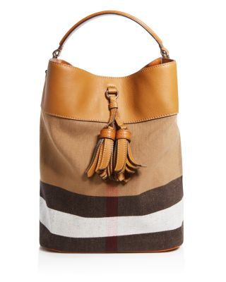 2d5513598019 Burberry Ashby Medium Tassel Hobo