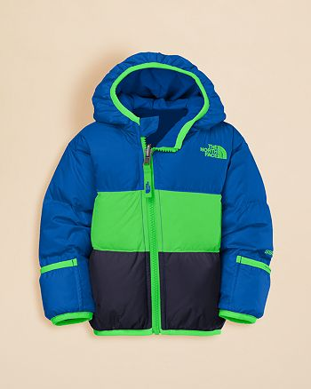 2149dec69 The North Face® Infant Boys' Reversible Moondoggy Jacket - Sizes 0/3 ...