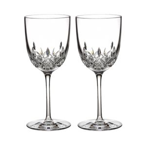 Waterford Lismore Encore Goblet, Set of 2