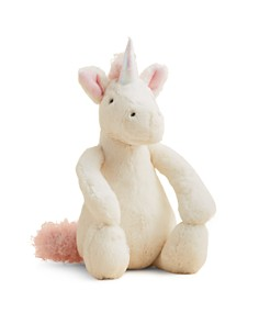 Jellycat - Medium Bashful Unicorn - Ages 12 Months+