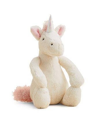 Jellycat - Medium Bashful Unicorn - Ages 12 Months+