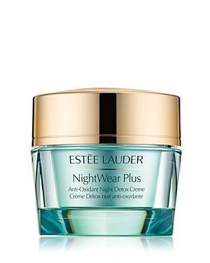 Estee Lauder NightWear Plus Anti-Oxidant Night Detox Moisturizer Creme
