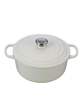 Le Creuset - 5.5-Quart Signature Round Dutch Oven