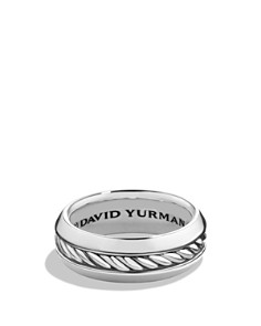 David Yurman - Cable Classics Band Ring